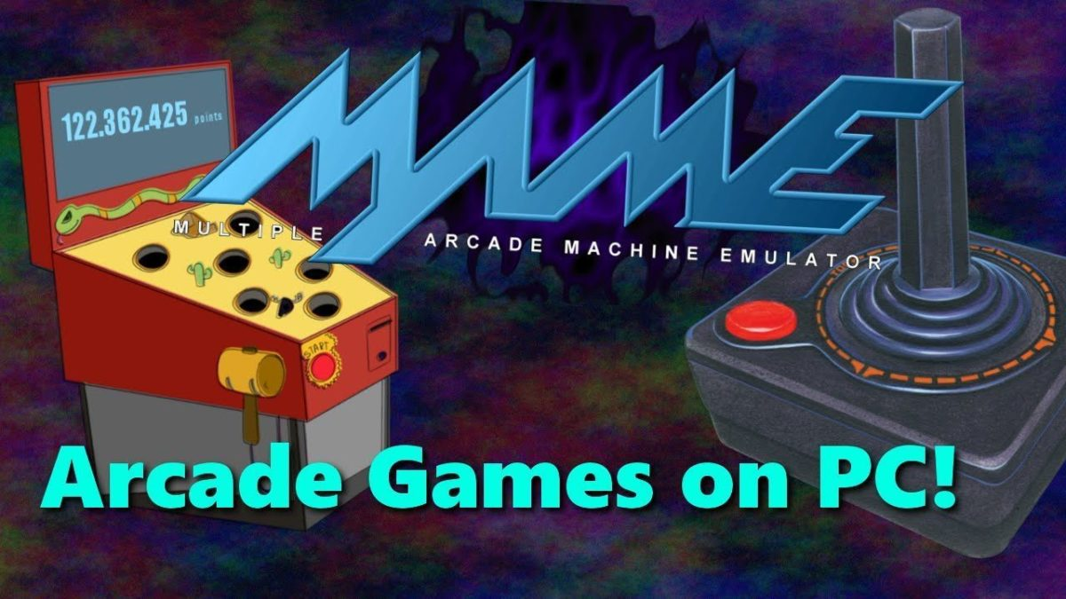 Image result for How to use MAME to Play Arcade Games on your Computer