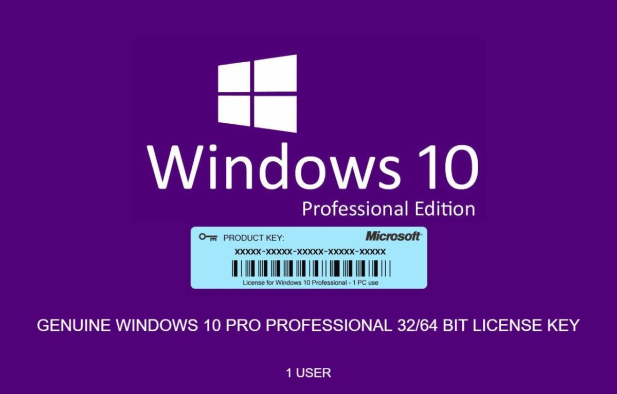 Where to Buy a Windows 10 Product Key/License Under $