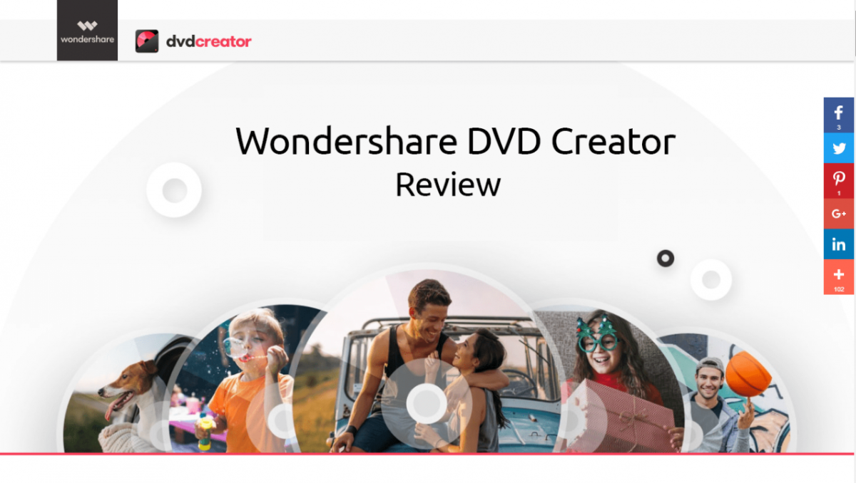 Image result for Wondershare DVD Creator Review 2018