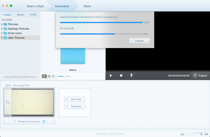 How to Make a Slideshow - Add Photos or Videos to Your Slideshow