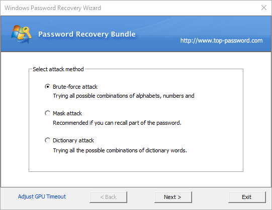 How To Remove or Recover Windows 10 / 8 / 7 Password 2020 4