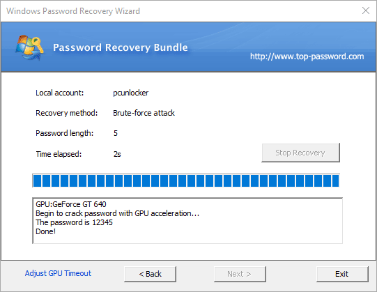 How To Remove or Recover Windows 10 / 8 / 7 Password 2020 6