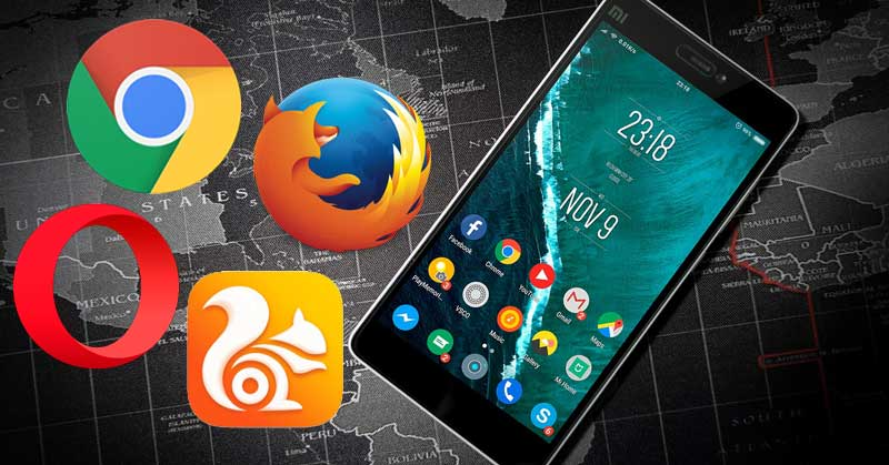 Best Browser For Android 2019 15 Best Web Browsers for Android (July 2019)