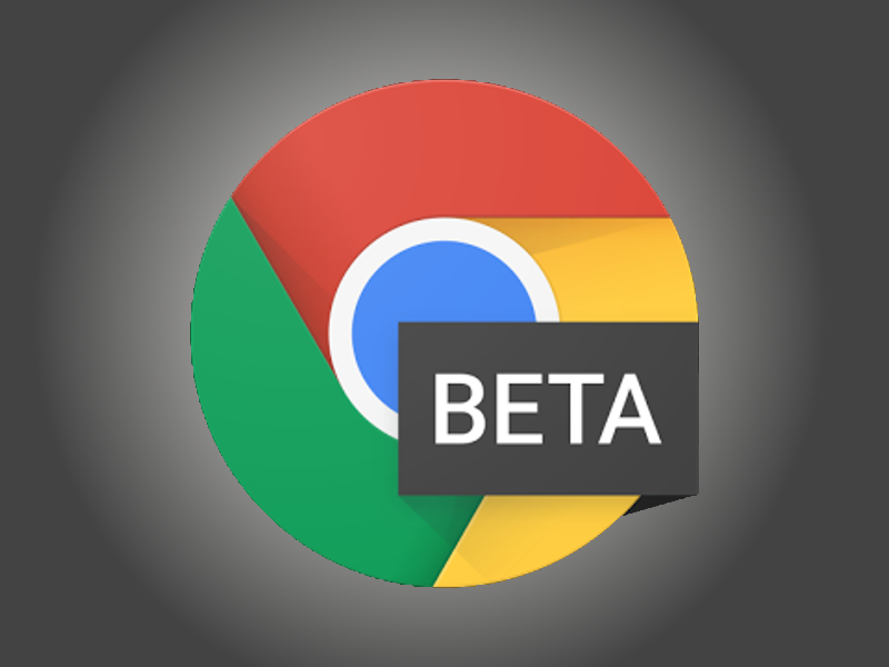 "Image result for ""Chrome Beta"" android browser ui"