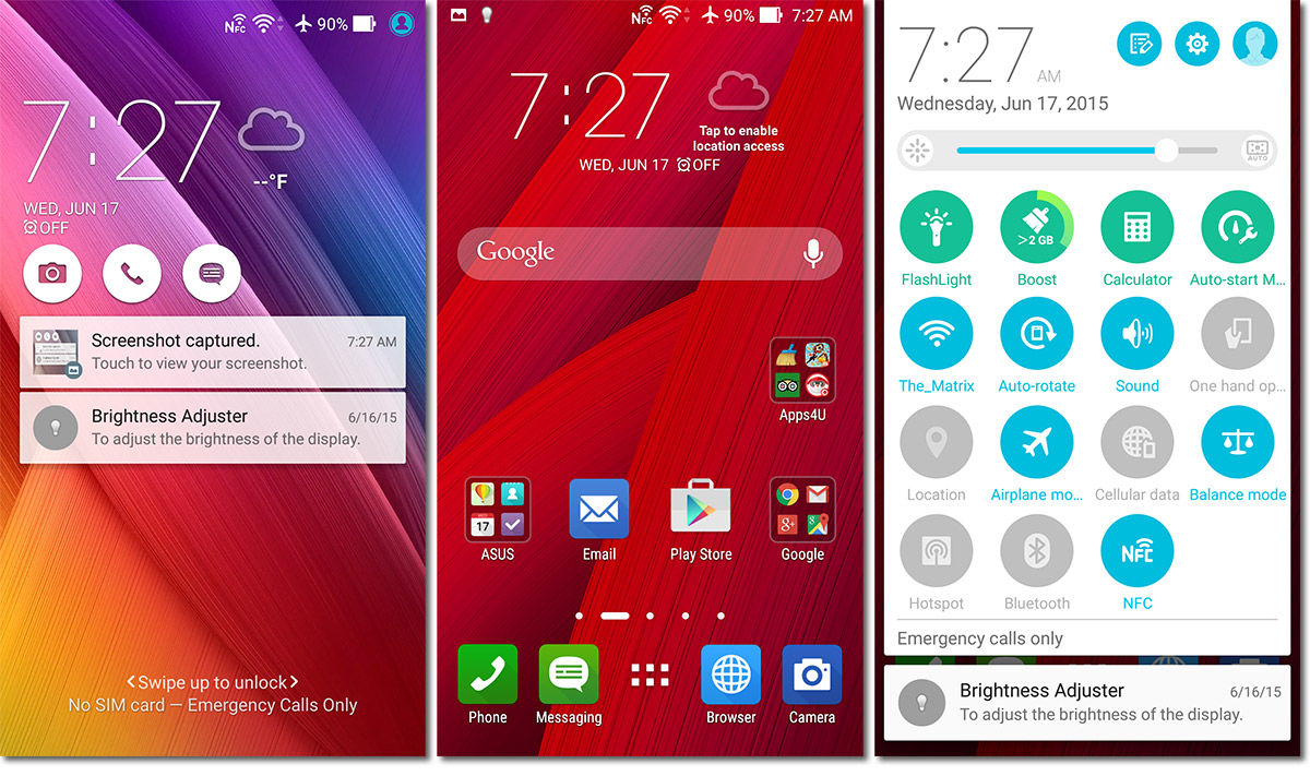 """Image result for """"ZenUI Launcher"""" 2018"""
