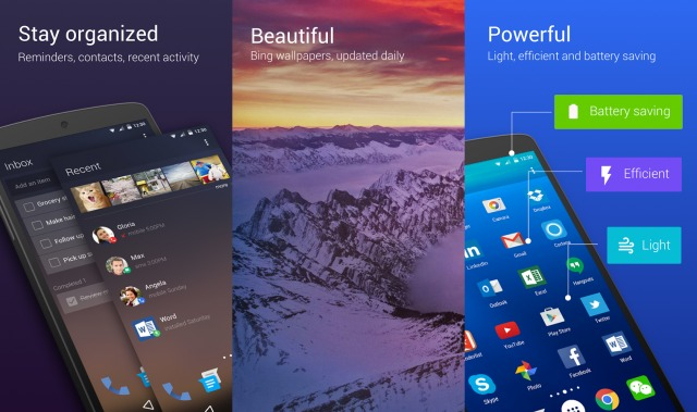 20 Best Free Android Launchers 3