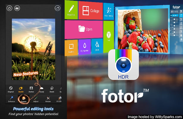Image result for Fotor editor