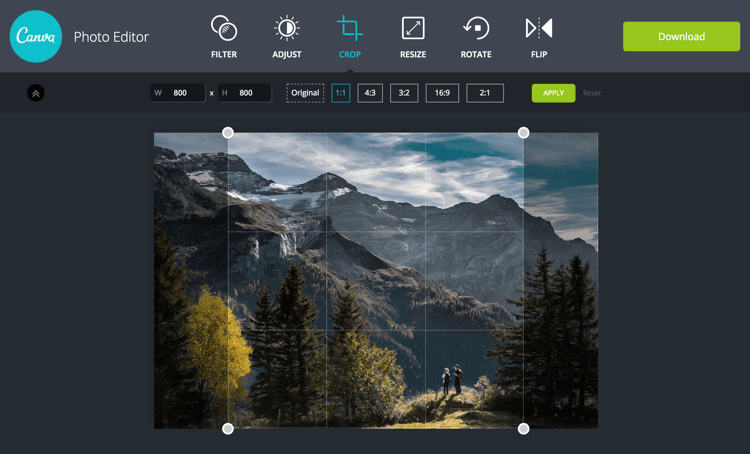 Image result for Canva editor