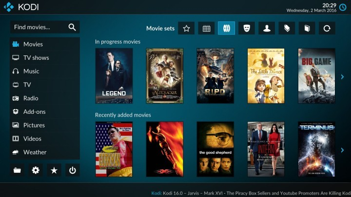 Image result for Kodi Player windows