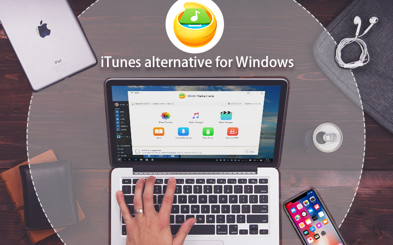 WinX MediaTrans Review - 7 Features You Can Try to Replace