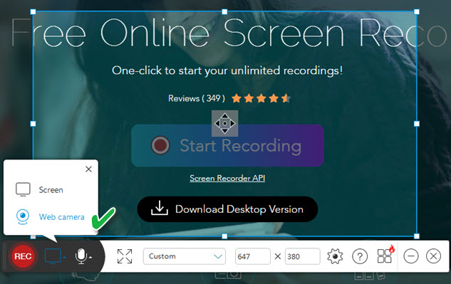 Image result for Apowersoft Free Online Screen Recorder 2019