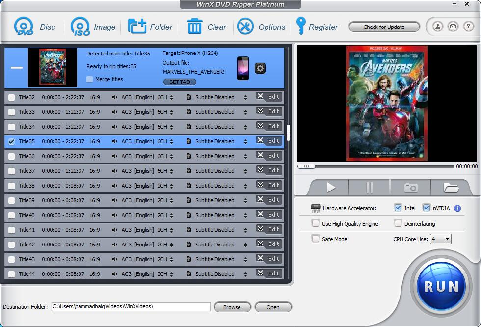 The hassle-free guide to turn DVD discs to HD digital files 5