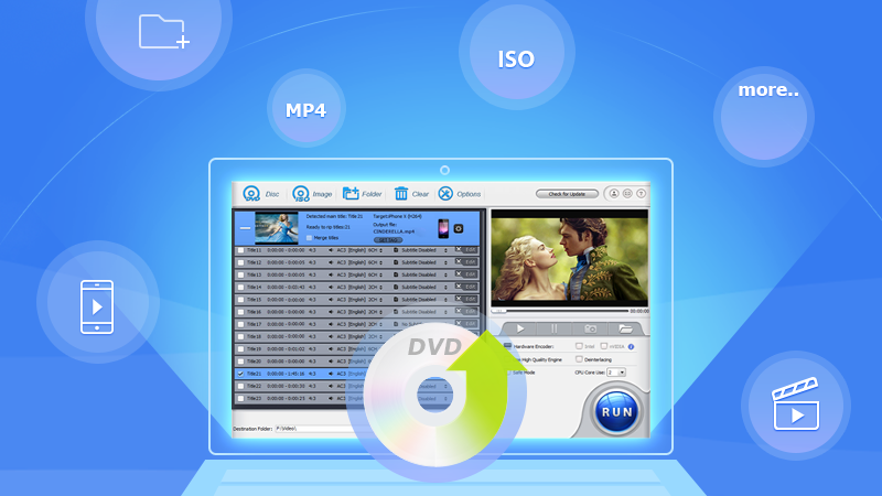 The hassle-free guide to turn DVD discs to HD digital files 1