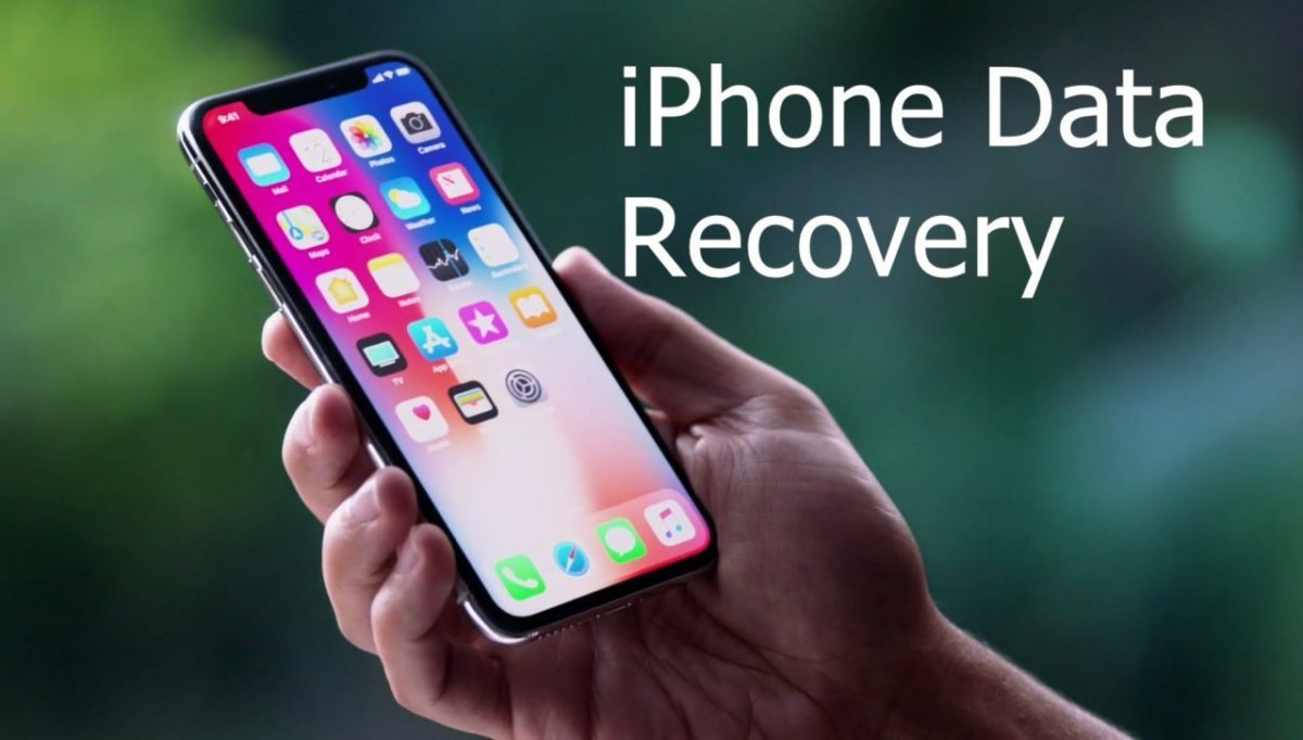 Image result for how to recover iphone data 2018