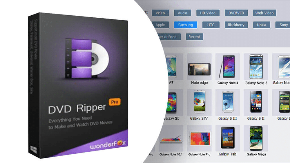 How to Rip a DVD on Windows 10 / 8 / 7 with WonderFox DVD Ripper 1