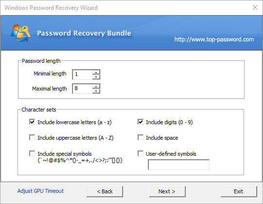 How To Remove or Recover Windows 10 / 8 / 7 Password 2020 5
