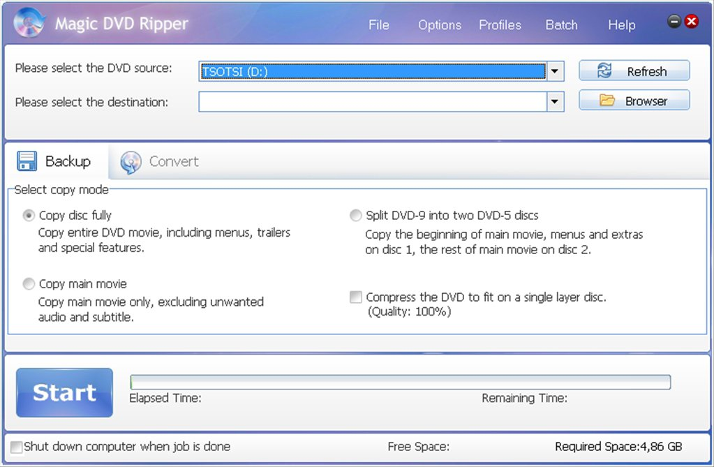 software to rip music from dvd