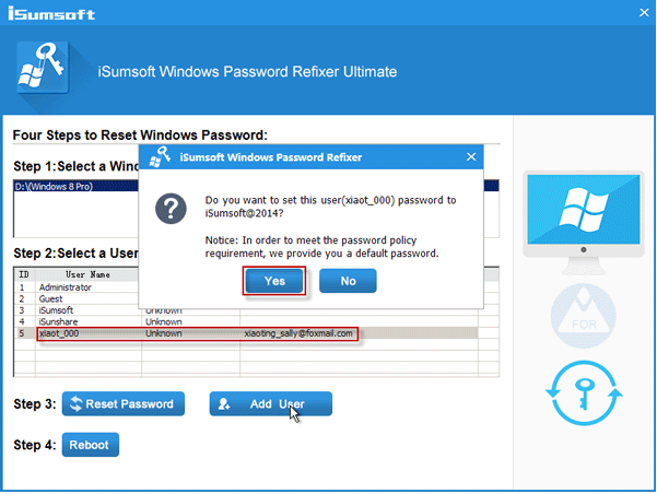 How to Reset Windows Password on HP Laptop without Disk 2020 3