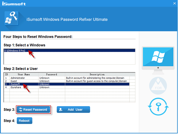 How to Reset Windows Password on HP Laptop without Disk 2020 1