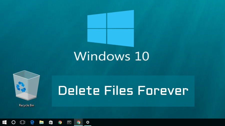 How to Permanently Delete Files from Windows PC Without Recovery 2020 1
