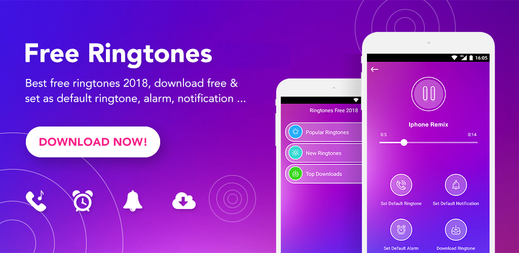 20 Best Apps To Create / Download Free Ringtones 1