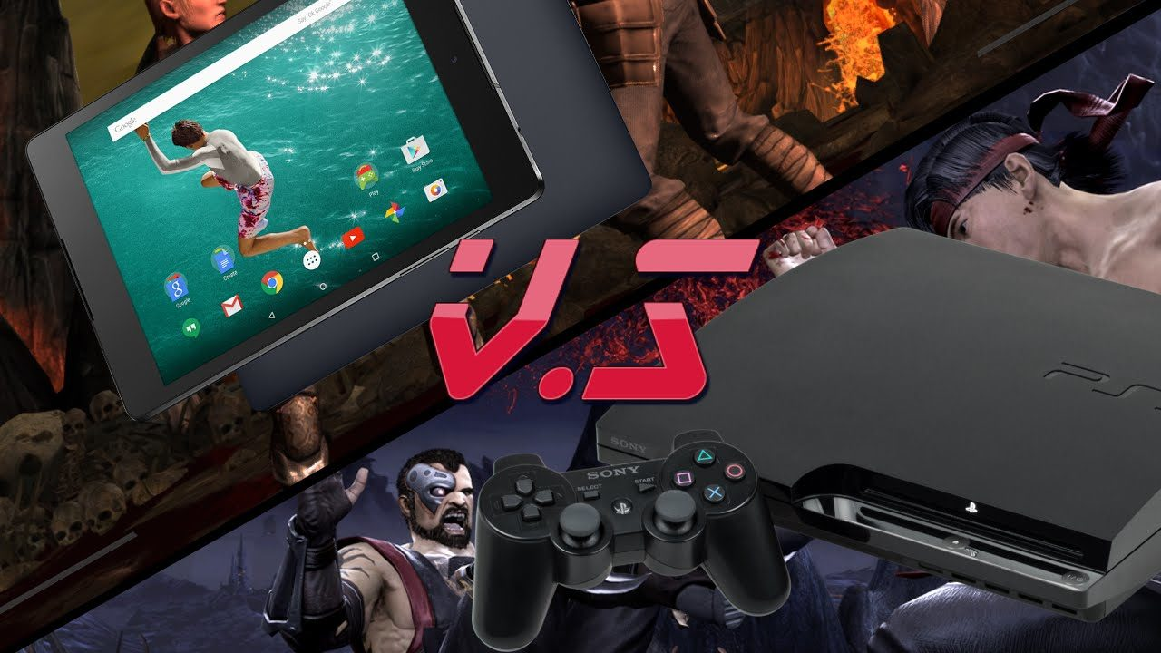 Image result for Mobile vs Console Gaming