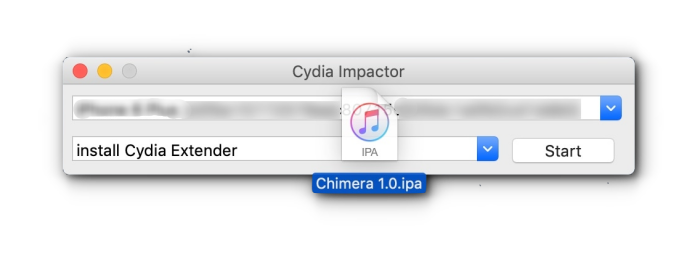 How to Install and Use Chimera App on iPhone 3