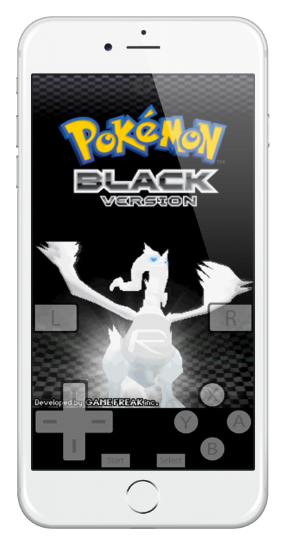 download rom for nds4ios