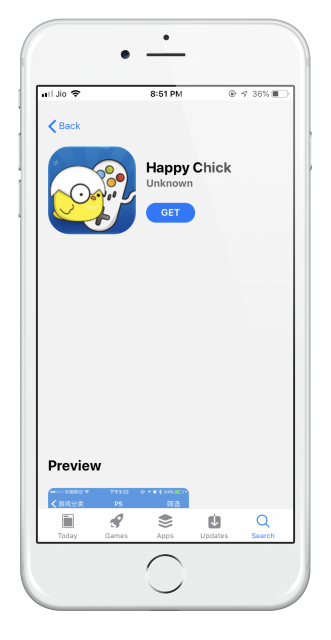 How to Download HappyChick Emulator on iPhone 3