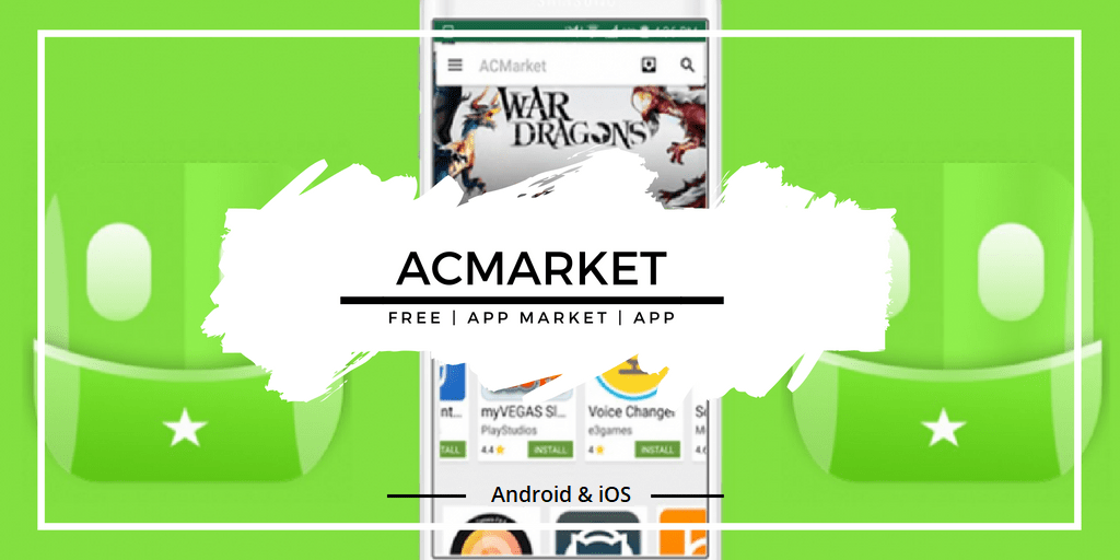 Download ACMarket For Android (APK), iOS & PC 1