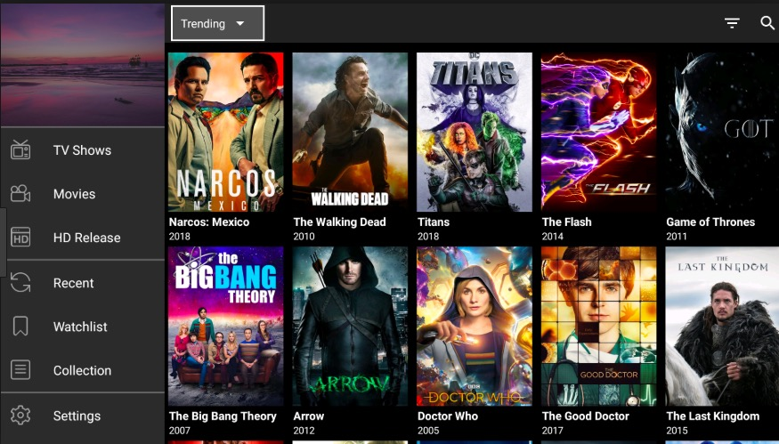BeeTV Movies and TV Shows