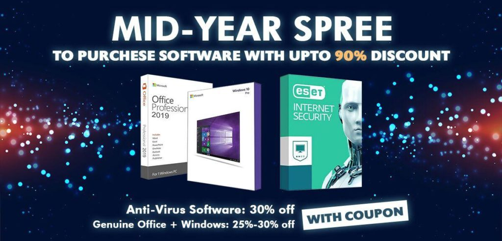 MID-YEAR MADNESS hits GoodOffer24: The Best Software Deals Of 2020 2