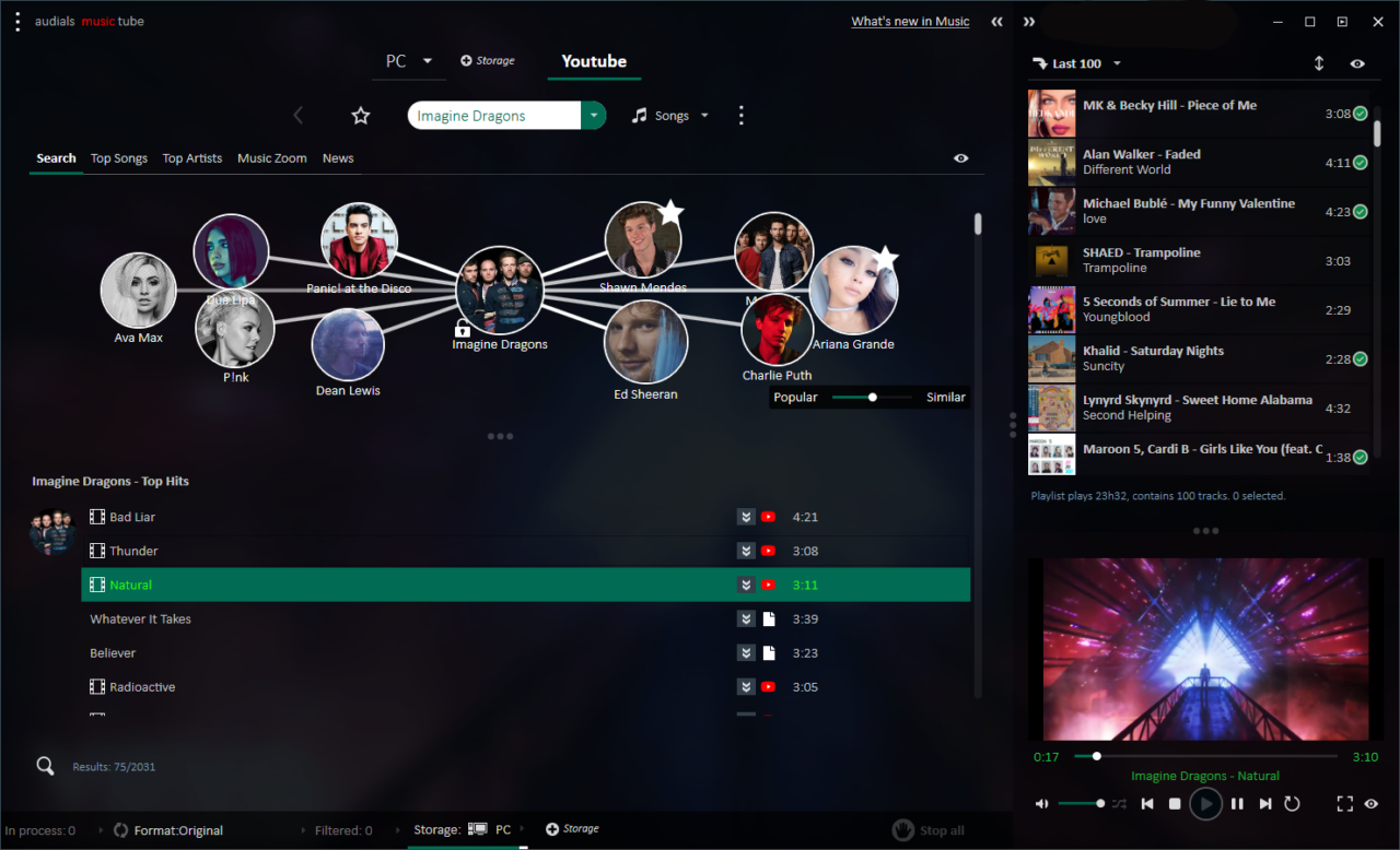 Audials Music Tube 2019 - The Best YouTube Downloader