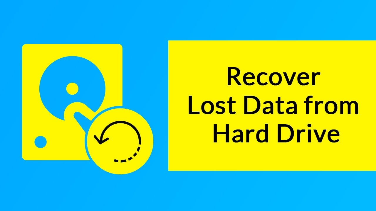 Image result for Recover Lost Data From Hard Drive windows