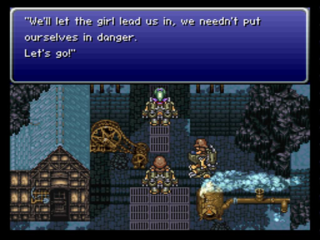 Image result for snes Final Fantasy VI or III