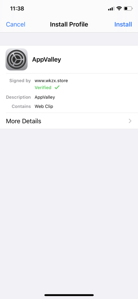 Download AppValley For iOS 2