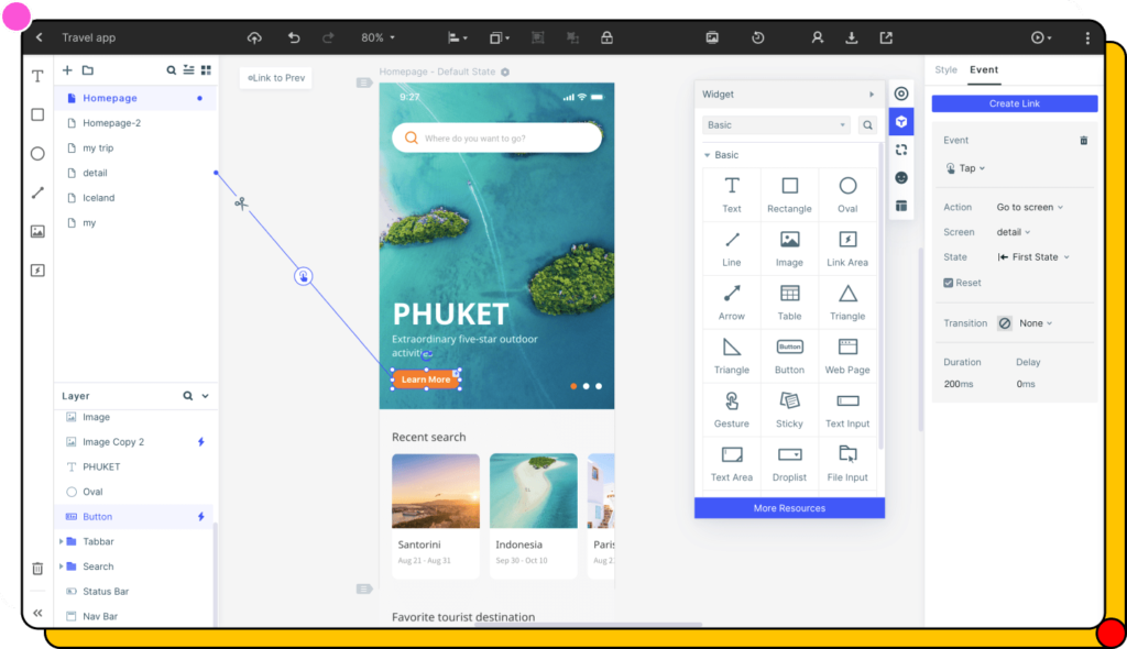 The Best Design and Prototyping Tool - Wondershare Mockitt Review 6