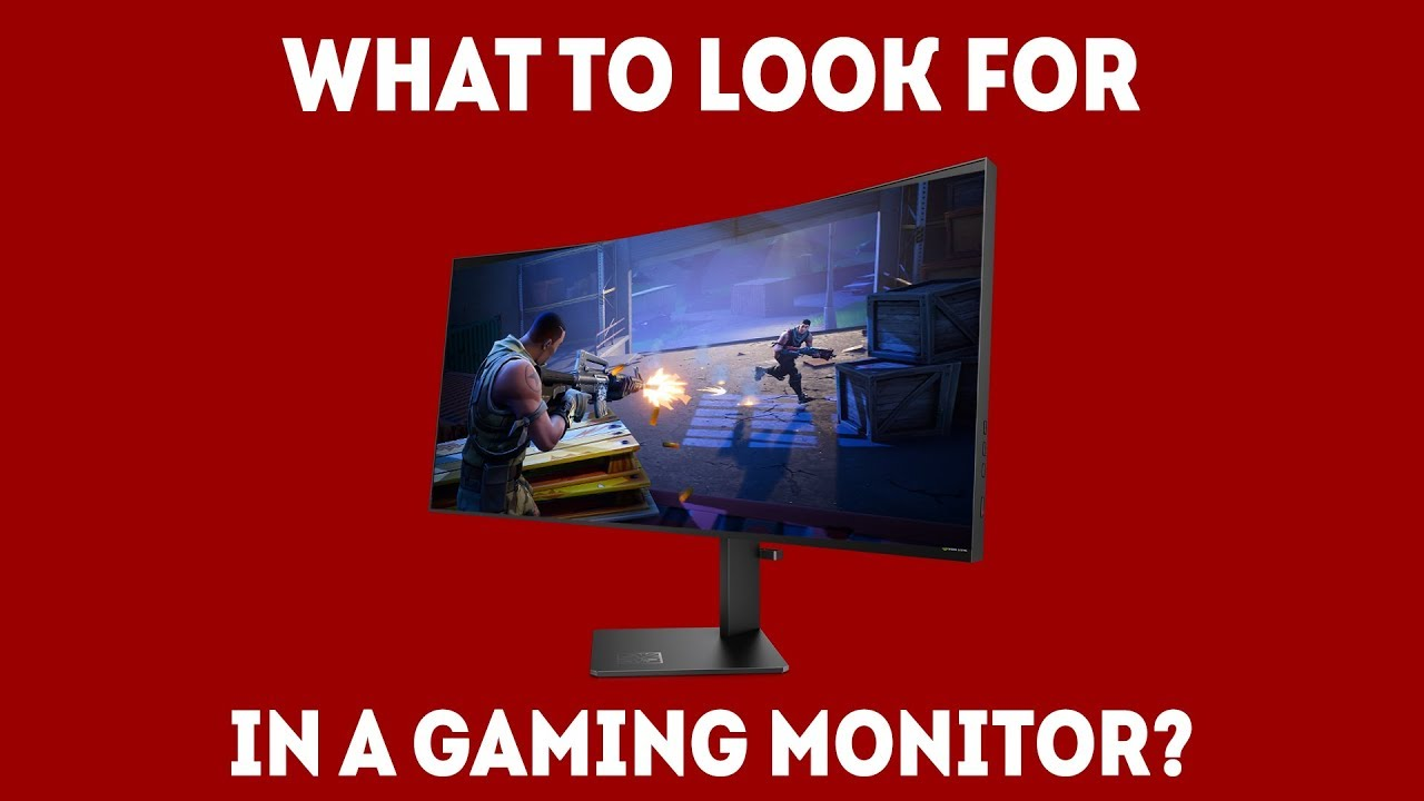 What To Look For In A Gaming Monitor [Simple Guide] - YouTube
