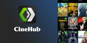 CineHub APK - Download and Install on Android 13
