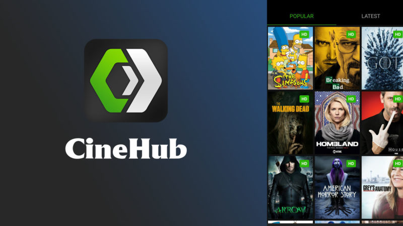 CineHub APK - Download and Install on Android 1