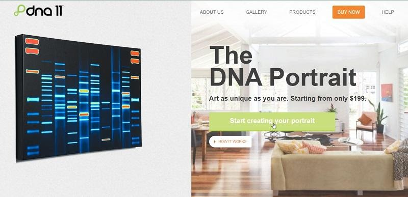 Did You Know You Can Create Custom Art From Your DNA? 5