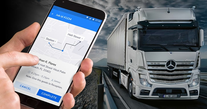 How Uber for trucking will change the logistics business