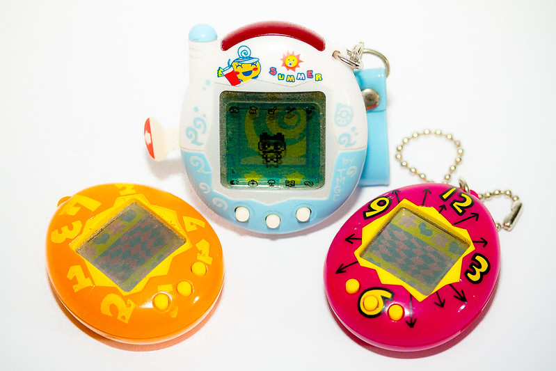 The Tamagotchi Comeback: Feed, Exercise And Play With Your Virtual Pet 1