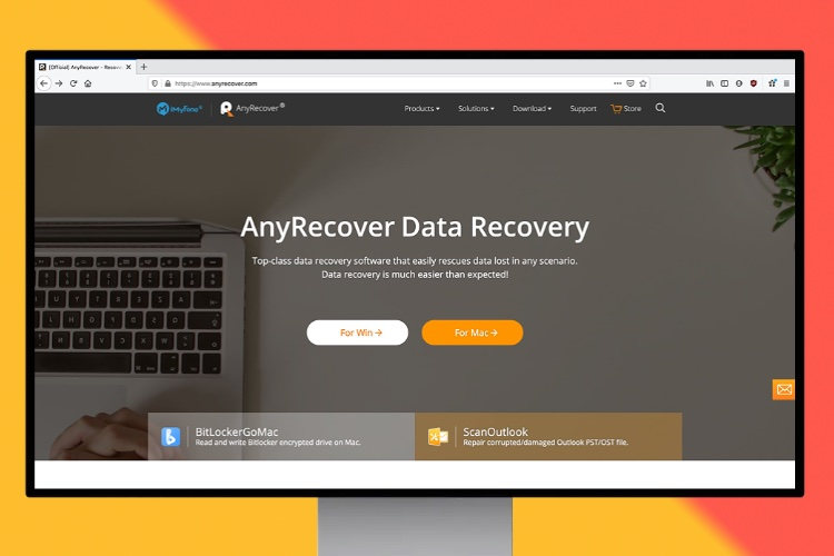 Image result for iMyFone AnyRecover