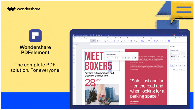 Wondershare PDFelement 8 for Windows - A Full Review on All-In-One PDF Editor
