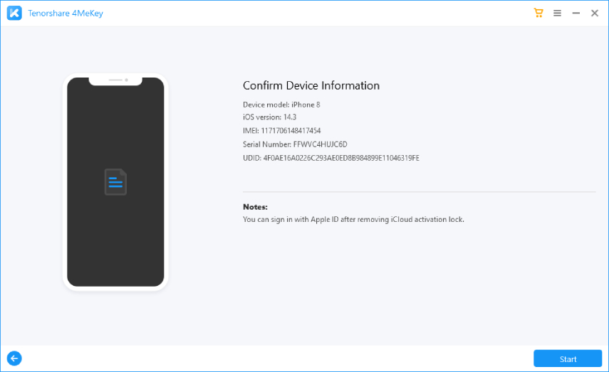 how to bypass ipad activation lock – device info
