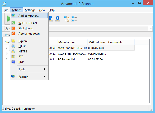 How to Scan for IP Addresses 5