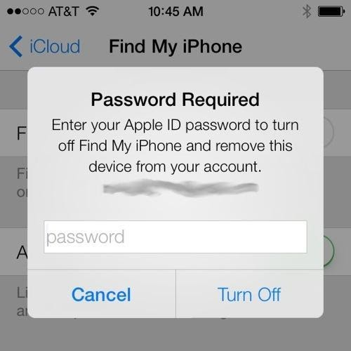 how to turn off find my iPhone without passcode – power off iPhone