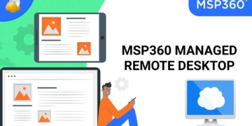 MSP360 Remote Desktop Review 1