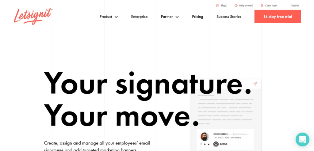 7 Best Email Signature Tools for SMB's in 2021 2